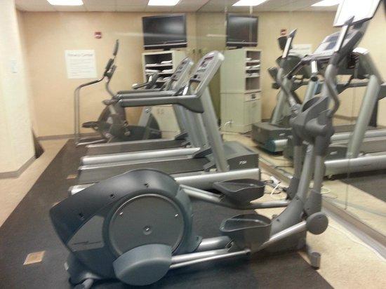 Holiday Inn Norfolk Airport : Gym