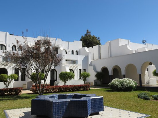 Les Omayades Hotel: extérieur