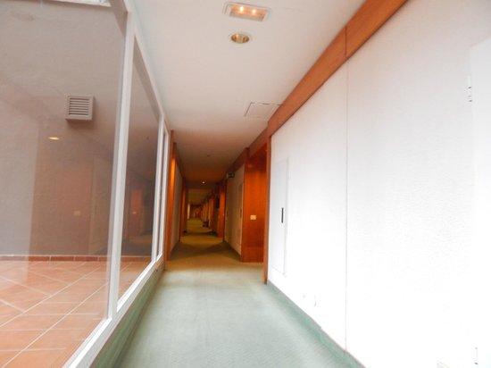 IFA Continental Hotel: Hallway ... Corridor ... whatever!