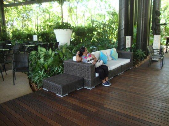Mayan Palace Riviera Maya: Lobby del Hotel