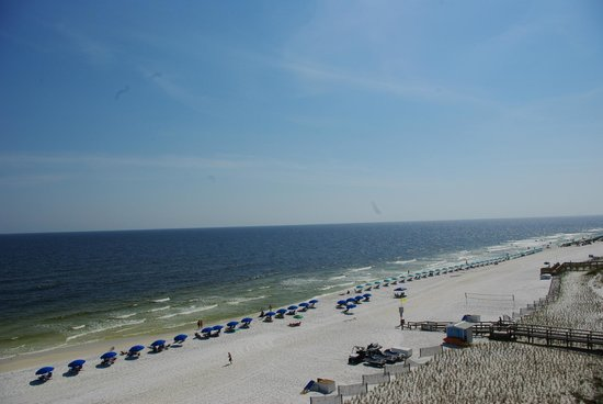 Four Points by Sheraton Destin- Ft Walton Beach: THis a view from our room