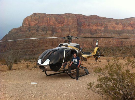 Sundance Helicopters : Superb chopper