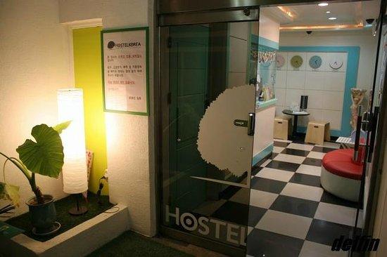 Hostel Korea 6: 入口