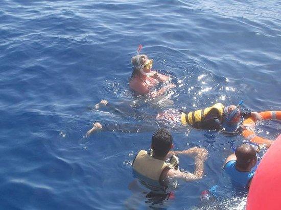 Tirana Aqua Park Resort : Snorkelling
