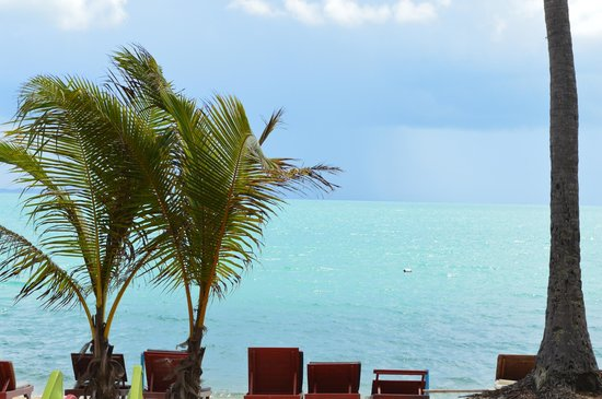 Coco Palm Beach Resort: Mae Nam Beach