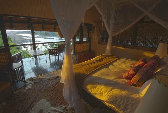 Chilo Gorge Safari Lodge: Room with a view second to none