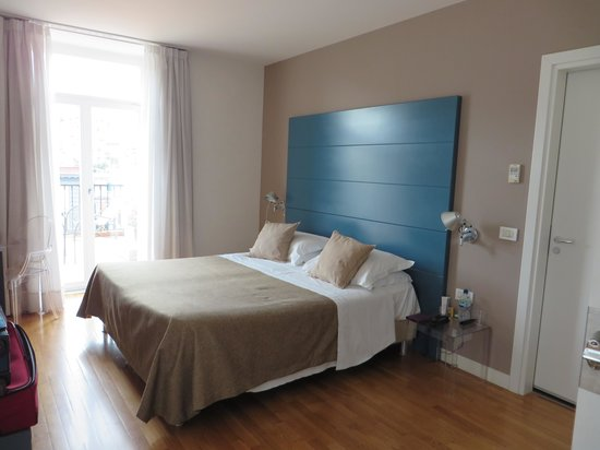 Hotel Piazza Bellini: Room 507