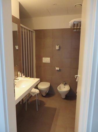 Hotel Piazza Bellini: Bathroom Room 507