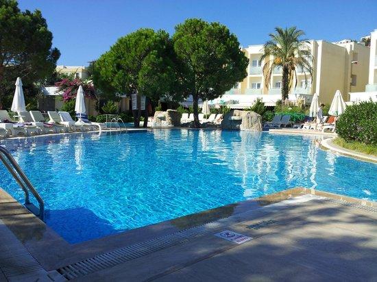 Royal Palm Beach Hotel : POOL/HOTEL