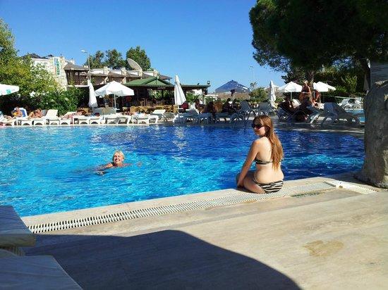 Royal Palm Beach Hotel : POOL