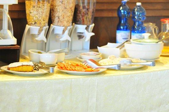 Hotel San Michele : BRECKFAST