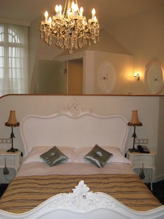 Wyndham Halcyon Golf and Spa Resort : Beautifully furnished