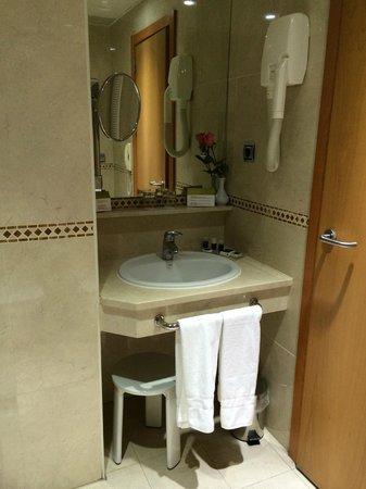 Hotel Exe Plaza: Ванная комната