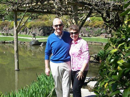 Seattle Japanese Garden : Lovely!