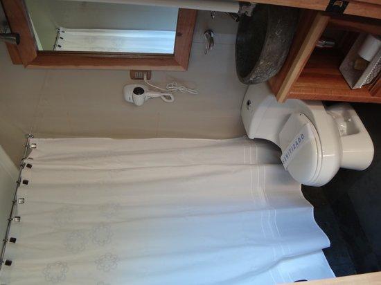 Shenu Patagonia: Baño