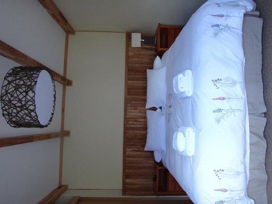 Shenu Patagonia: Dormitorio Cama King
