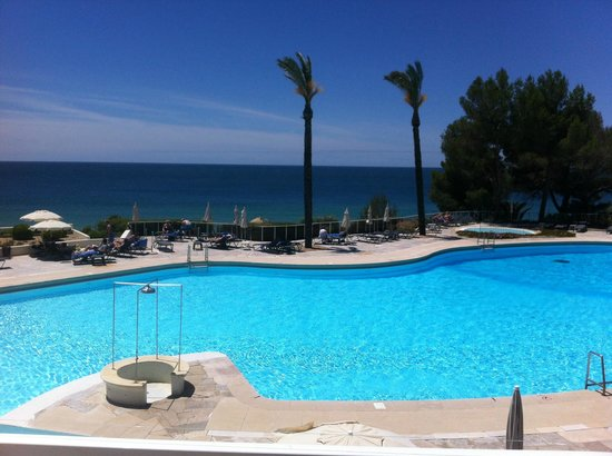 Pestana Alvor Praia: Pool View