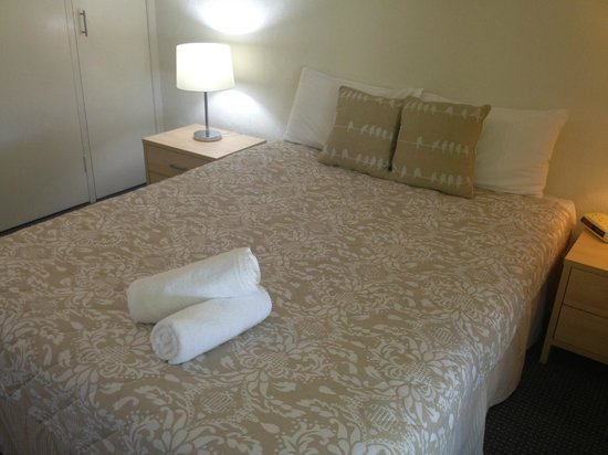 Noosa Keys Resort : Queen bed