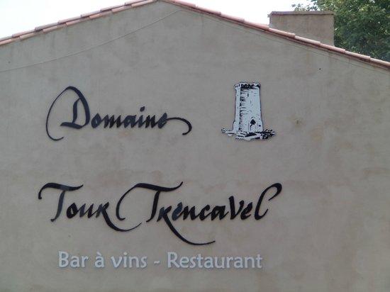 la table des vignerons : le restaurant