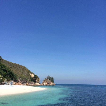 Alang's Rawa: Alang Rawa's Beach