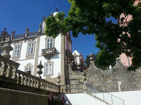 Pestana Palacio do Freixo: Stunning palace hotel