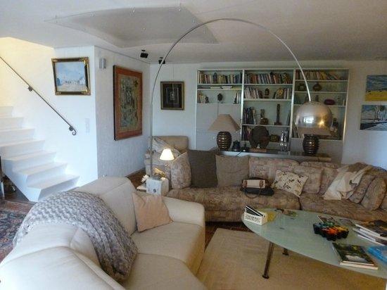 Les Arceaux : Lounge
