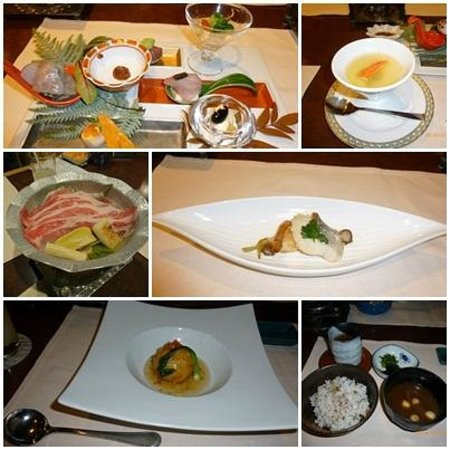 Resort Pia Hakone : 夕食