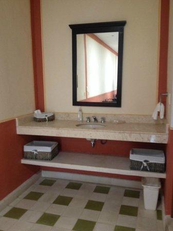 Luz En Yucatan : bathroom