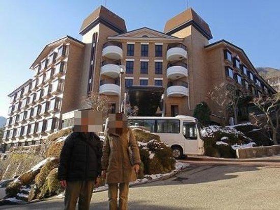 Resort Pia Hakone: 外観