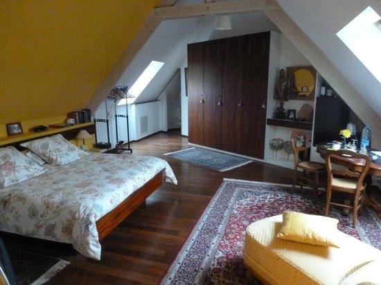 Les Arceaux : Bedroom