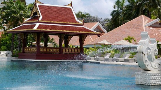 Amatara Wellness Resort: Pool