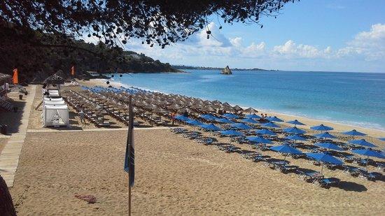 Princess Hotel: the beach