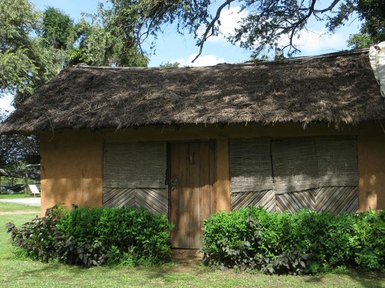 Croc Valley Camp: Notre bungalow