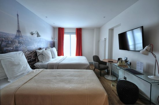 Hotel Stella Etoile : Triple room