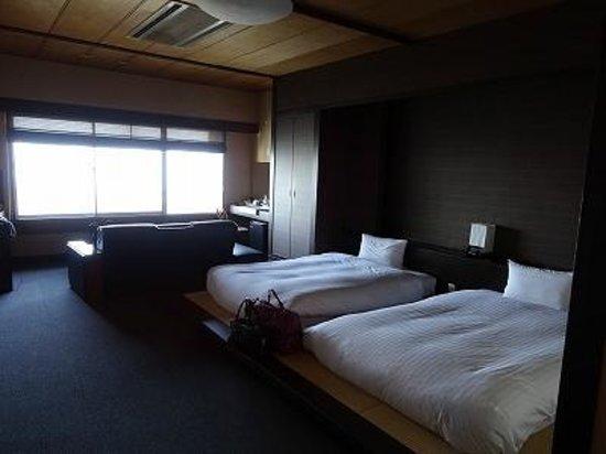 Hotel Nanpurou : お部屋