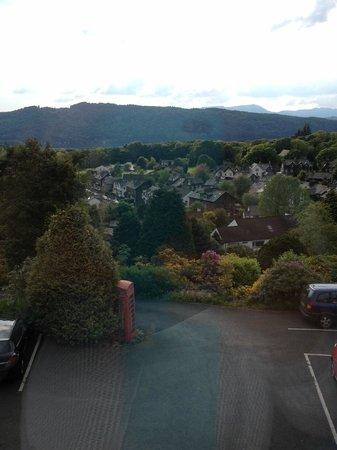 Hillthwaite Hotel : View from room 36