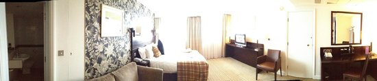 Mercure Manchester Piccadilly Hotel: Room