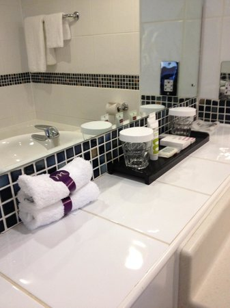 Mercure Manchester Piccadilly Hotel: Toiletries