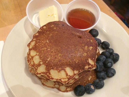 Fairway Cafe : Silver Dollar Pancakes