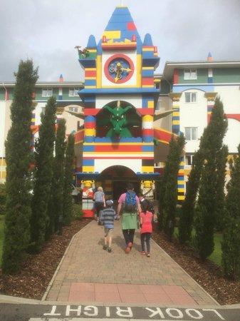 LEGOLAND Resort Hotel: Hotel entrance