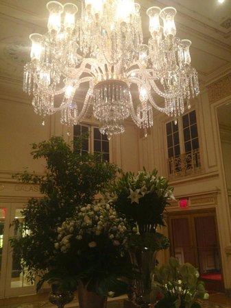 The Plaza: Hall