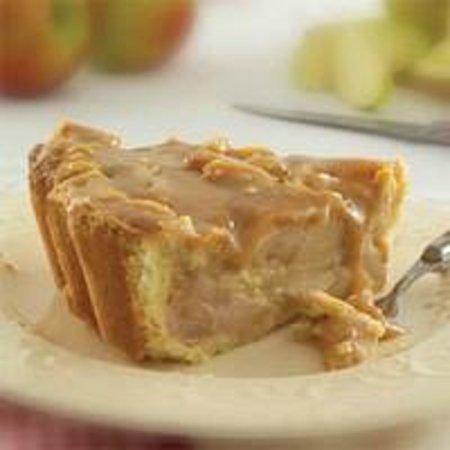 Olde Towne Creamery: Caramel Granny Apple Pie