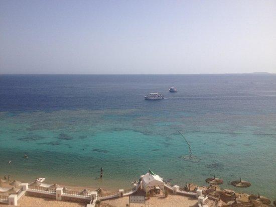 Jaz Fanara Resort & Residence: Море