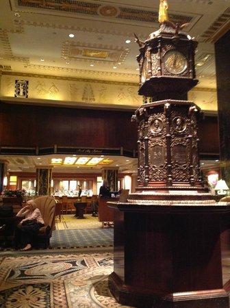 Waldorf Astoria New York : Lobby
