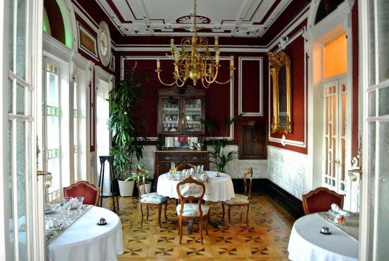 Palacete Chafariz D'El Rei : Dining Room