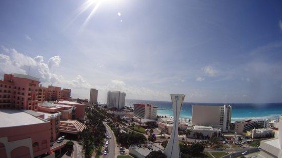 Aloft Cancun: Vista