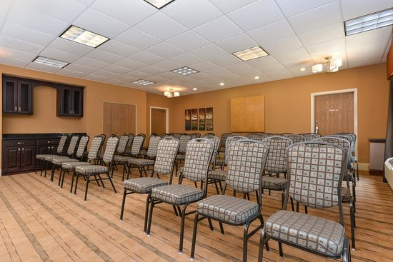Holiday Inn Express Palm Coast : Meeting room