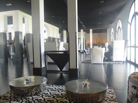 Sofitel Agadir Thalassa Sea & Spa: entrée