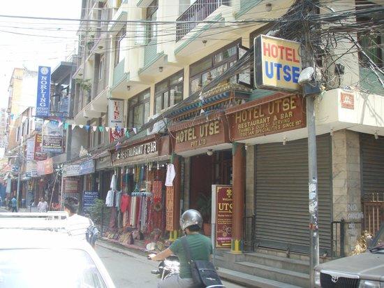 Hotel Utse: Utse Hotel, Thamel, Kathmandu