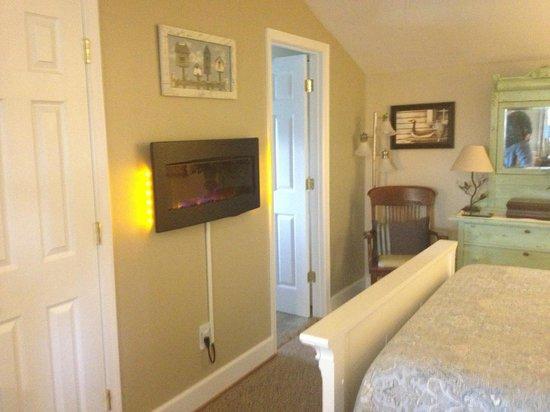 Piney Hill Bed & Breakfast: Bedroom